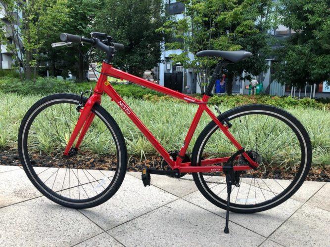 クロスバイク-バカンゼ