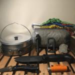 私のキャンプ用品(道具)まとめ(簡単なギアレビュー付き)