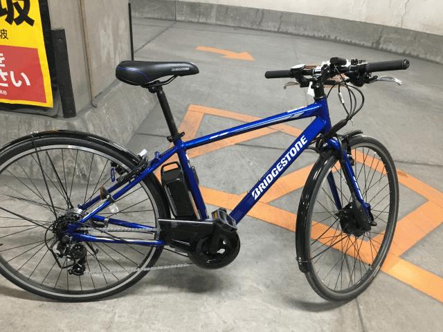 e-bike試乗レビューあり ブリヂストンTB1e(電動クロスバイク)