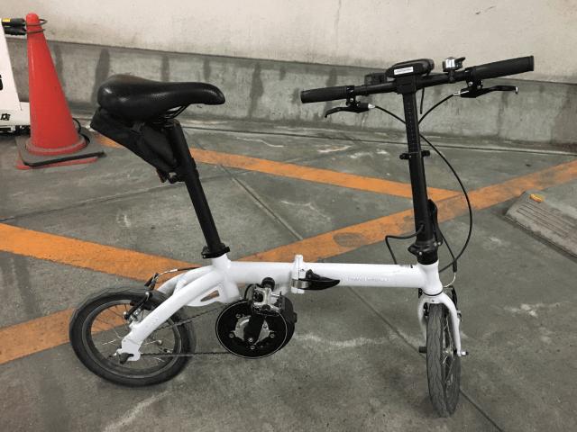 試乗レビューあり 超軽量e-bike TRANS MOBILLY(14インチ)