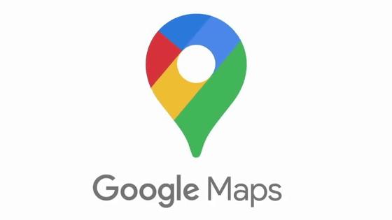 スマホのGoogleマップを全画面表示にする方法(iPhone使用)